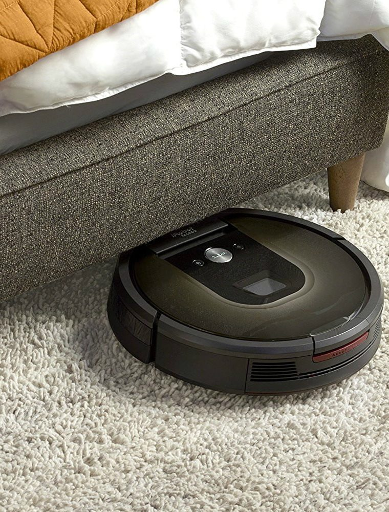 Roomba S9 and Roomba 960
