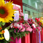 congratulatory flower stand Singapore