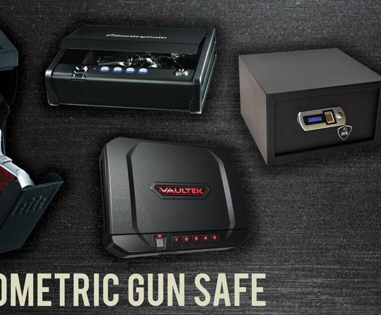 More Information Biometric Rifle Safe.
