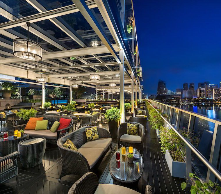 How To Find The Best Rooftop Bar In Singapore?