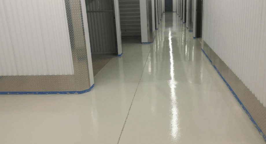 Epoxy Floors Can Help From Floor Damaging